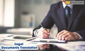 Dịch vụ dịch thuật văn bản pháp lý