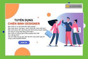 Tuyển dụng Marketing Designer công ty luật PL&Partners